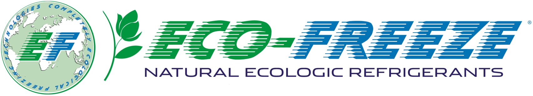 ECO-Freeze Natural Ecologic Refrigerants Logo